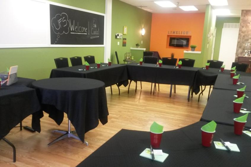 Event Space for Meetings or Parties