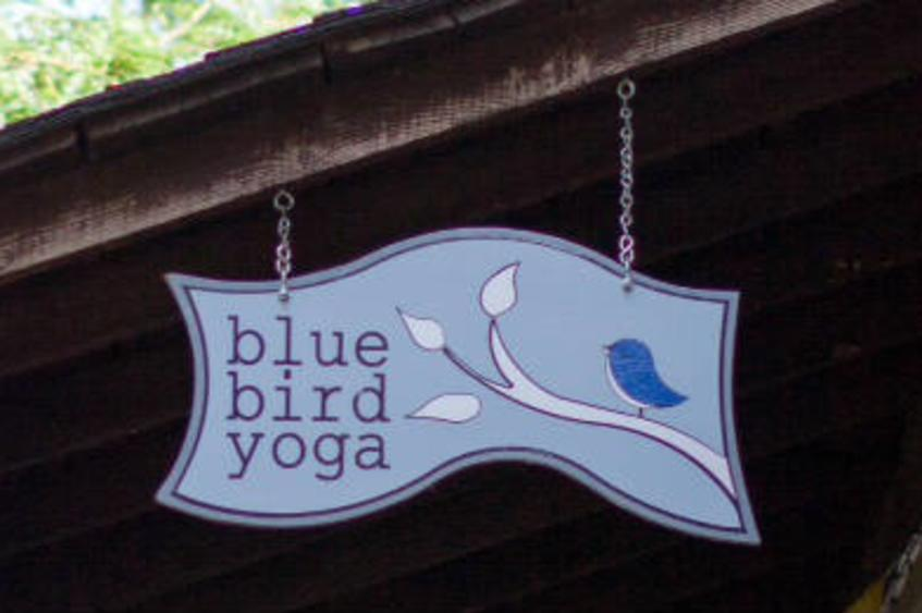 Blue Bird Yoga