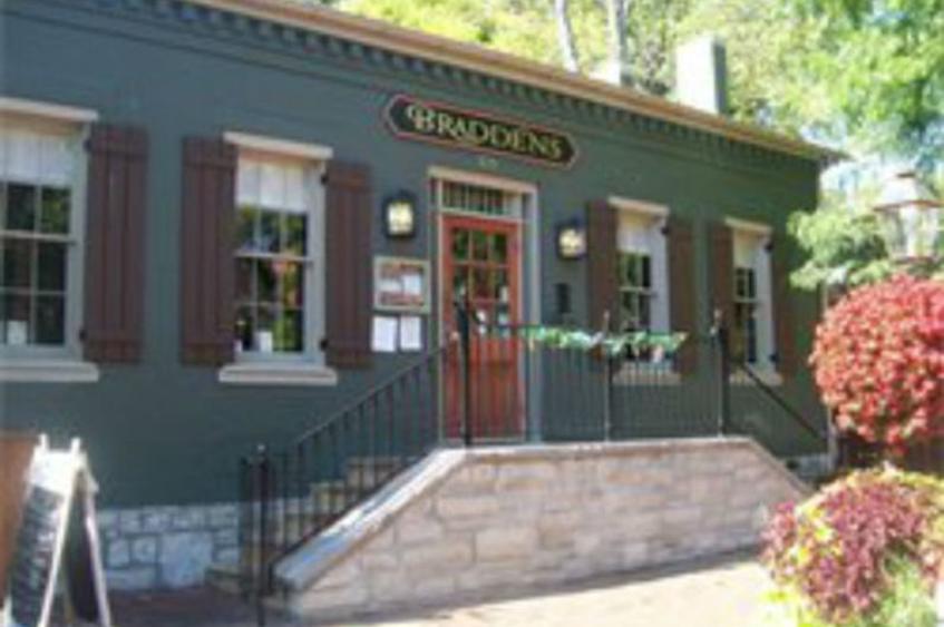Bradden's
