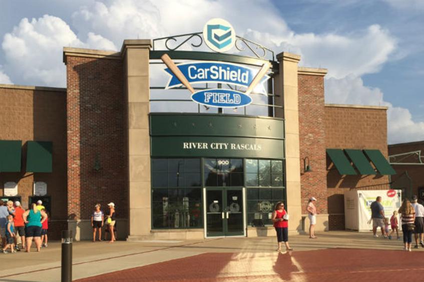 CarShield Field Entrance