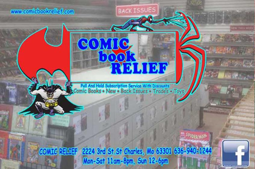 Comic Relief