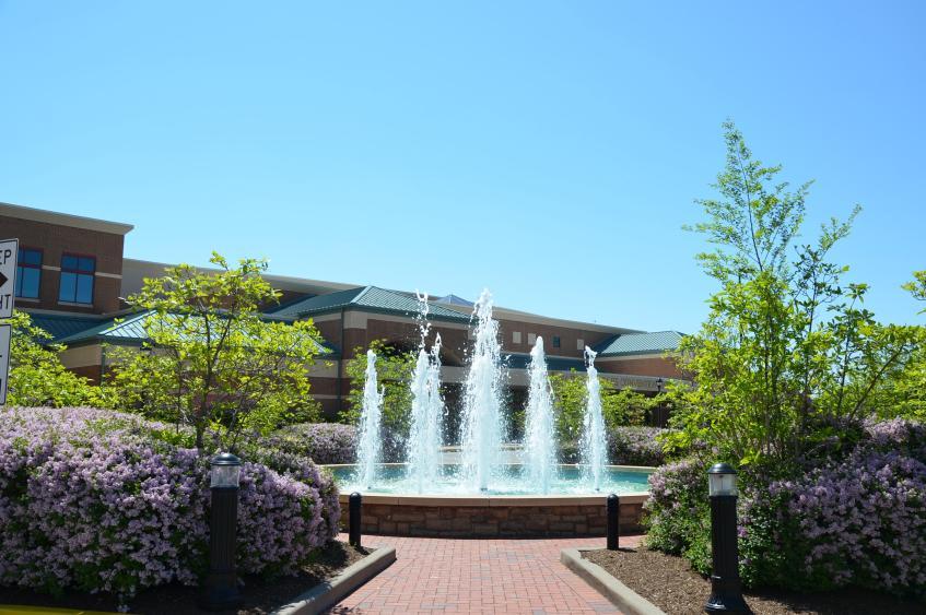 SCCC Fountain