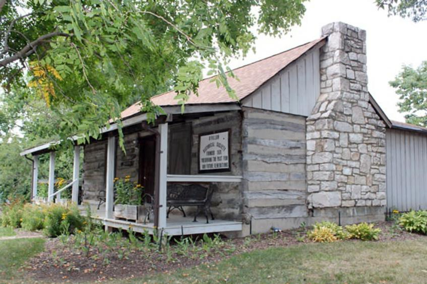 O'Fallon Historical Log Cabin