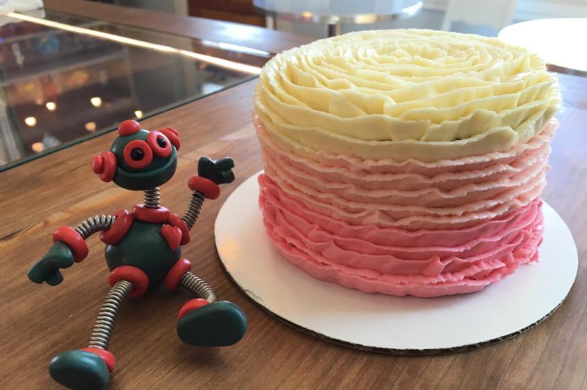 Custom Cakes Available