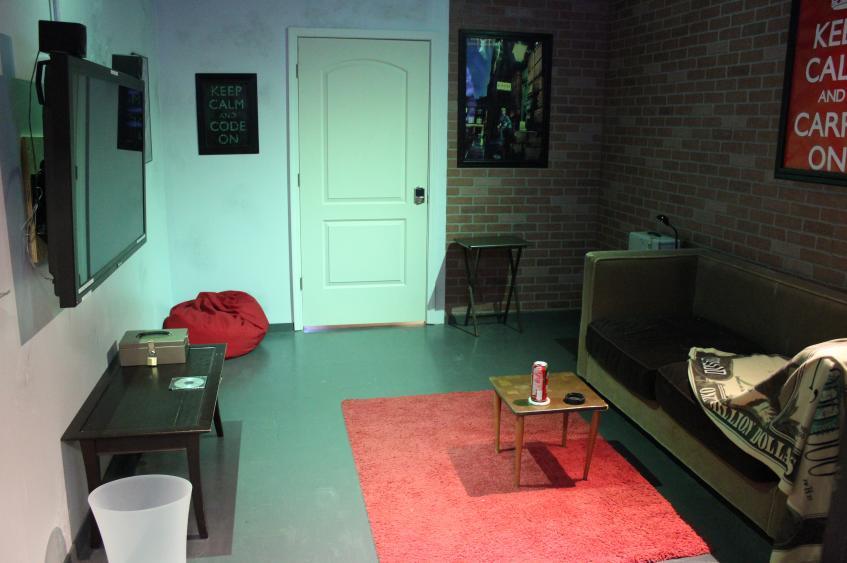 Escape Room - Th3 C0d3