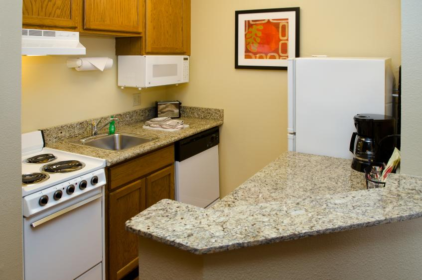 TownePlace - Kitchenette