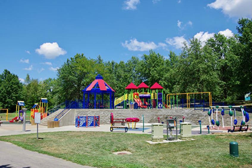 City of St. Peters - Laurel Park