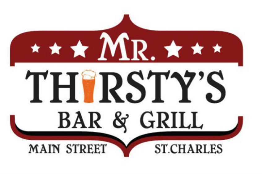 Mr. Thirstys