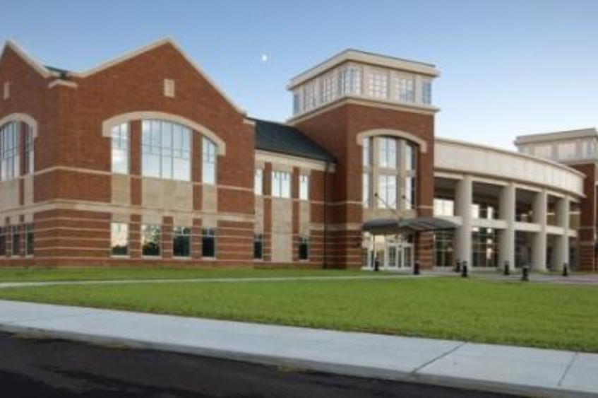 J. Scheidegger Center Exterior