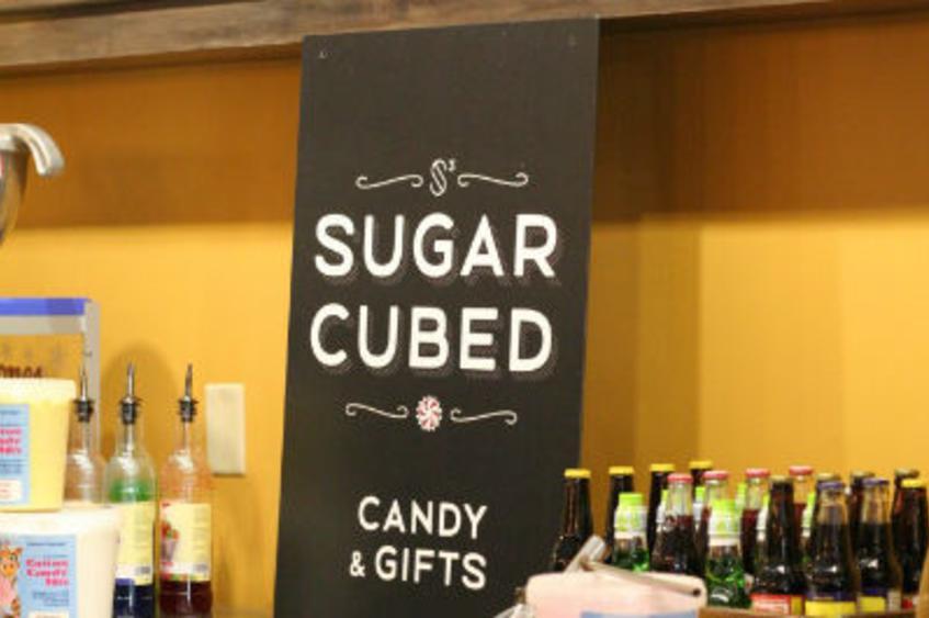 Sugar Cubed Interior 1
