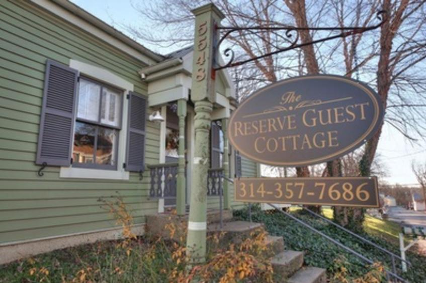 The Reserve Guest Cottage