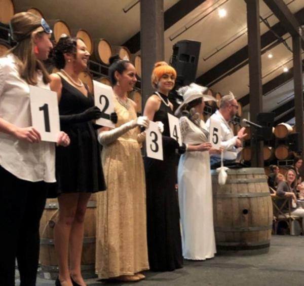 Monterey 5 Costume SPIN Con
