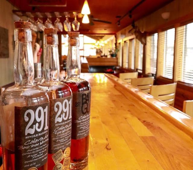 291 Whiskey Bottles