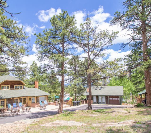 Rocky Creek Lodge property.