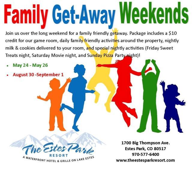 Family Get-Away Weekends