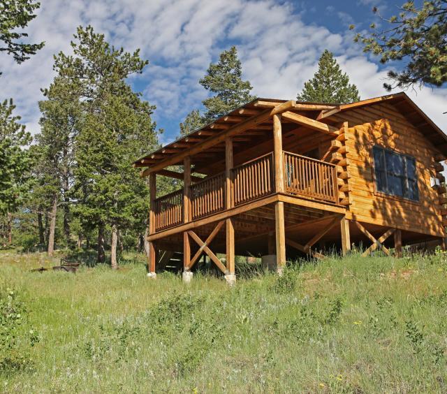 2 Cabin
