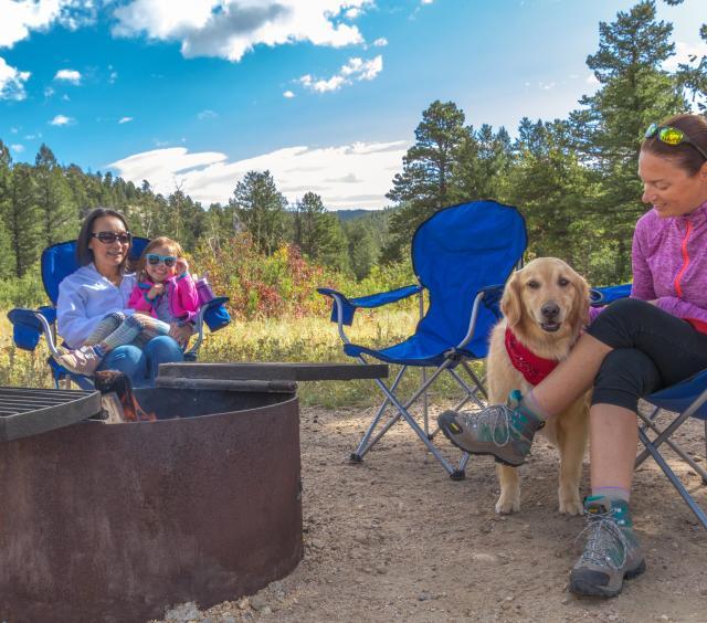 7 Camping