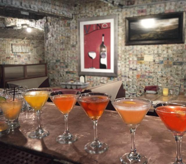 Bar Line Up
