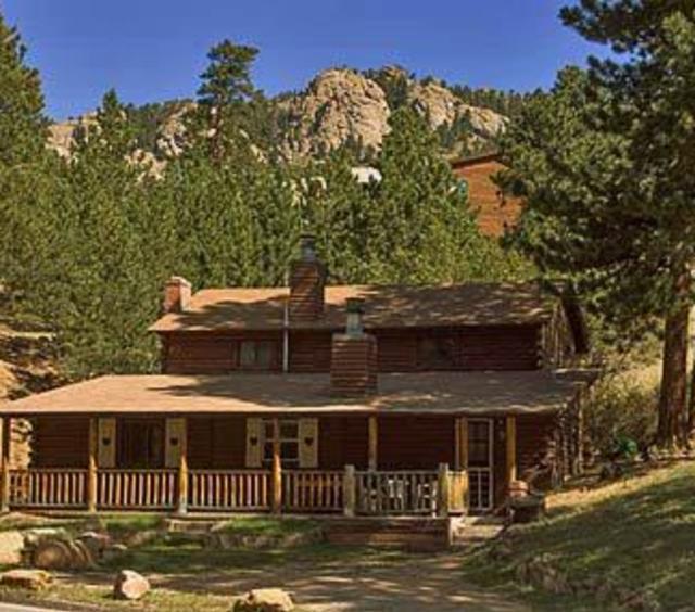 Blackhawk Lodges