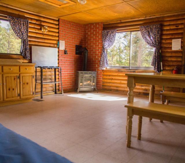 3 Cabin