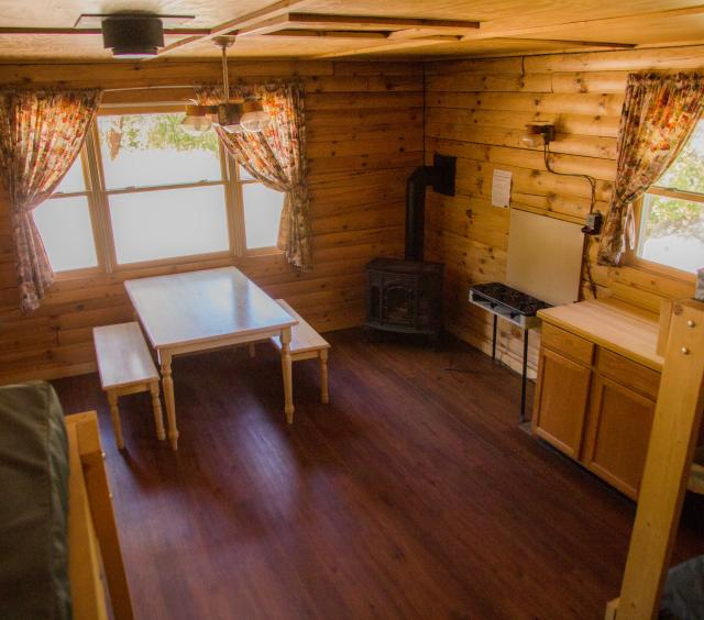 8 Cabin