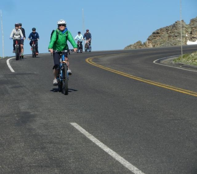 New Venture Cycling Downhill Bike Tours
