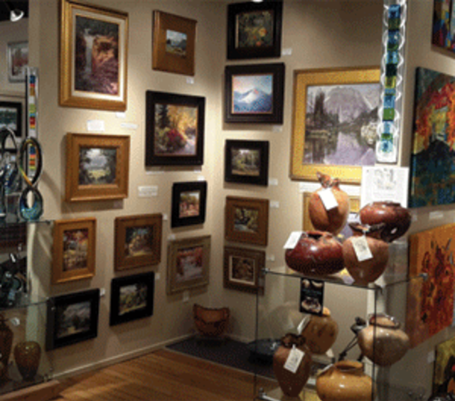 Fine Art Paintings from Local Artists