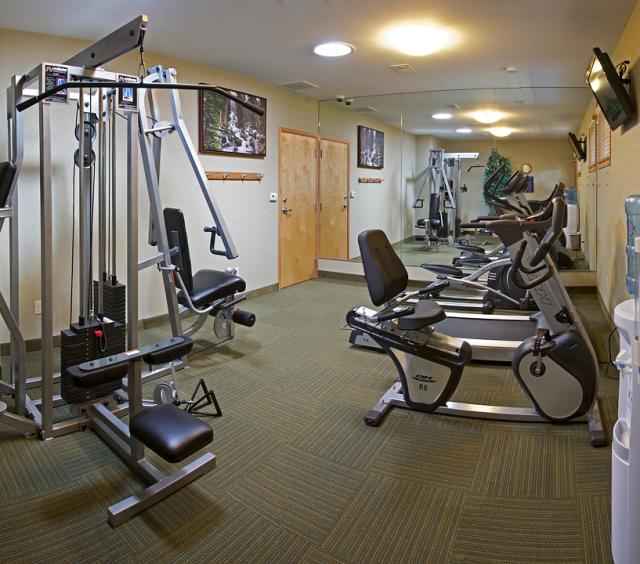 BW Exercise Room