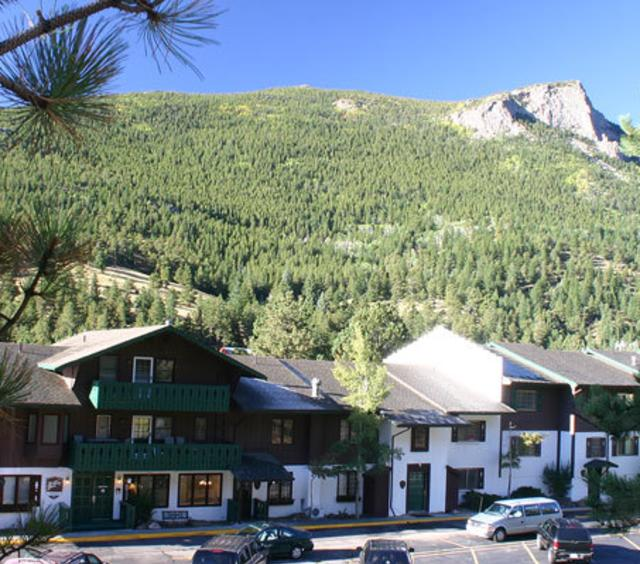 View of Deer Mountain at Fawn Valley Inn