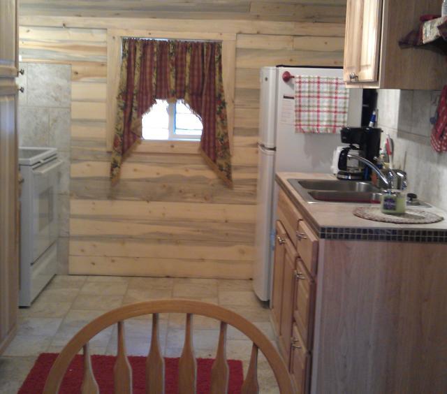Canyon Escape Kitchen