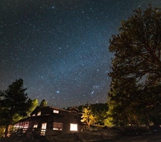 Valhalla Night Sky