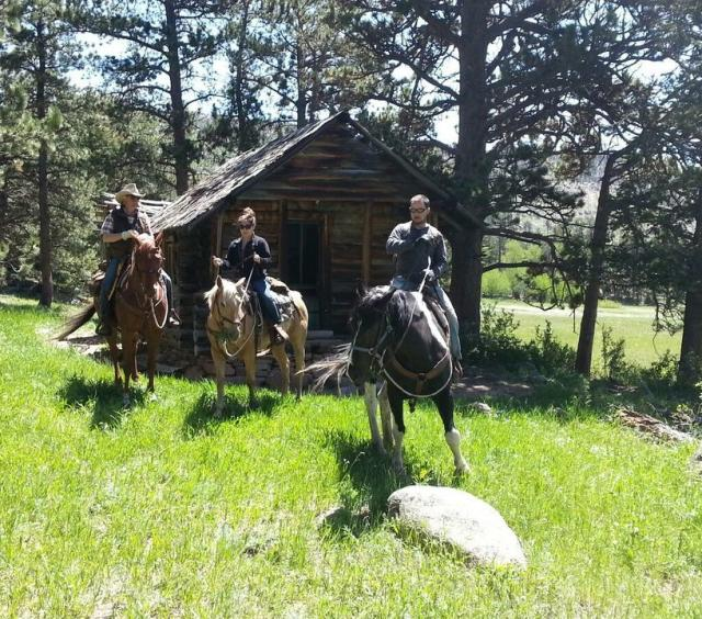 Homestead ride