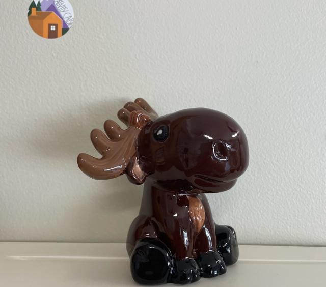 moose figurine