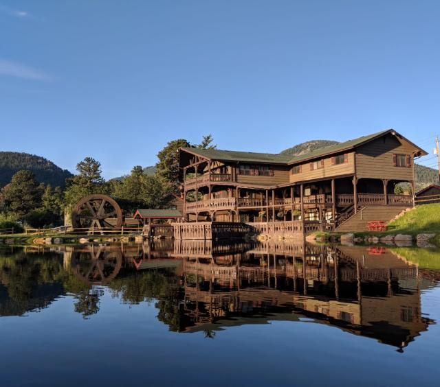 Lodging Trout Haven Resorts