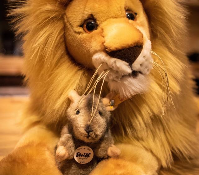 Lion & Mouse
