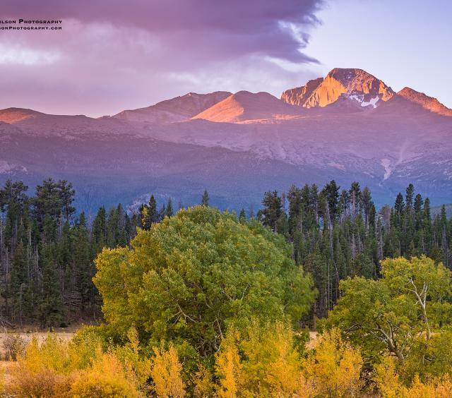 Longs Peak_Fall