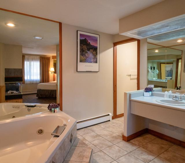 Resort Bathroom