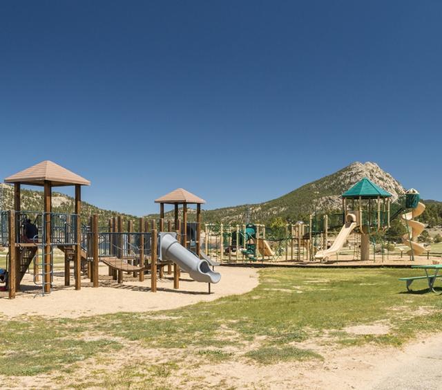 Stanley Park Playground