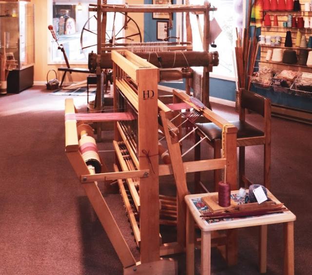 Weaving Area