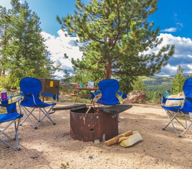 8 Camping