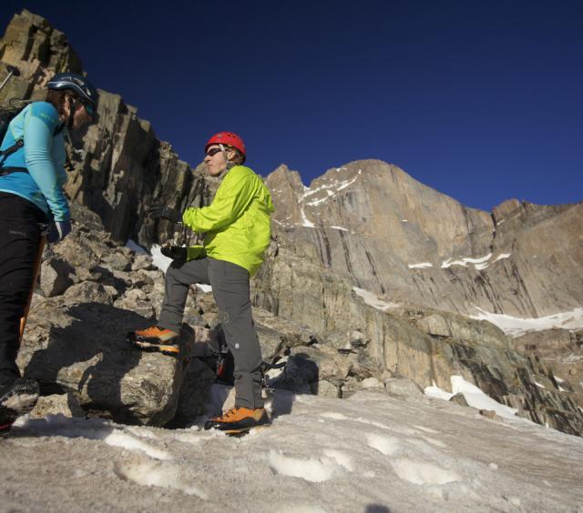 Climb Longs Peak
