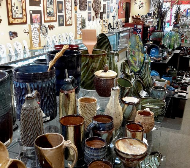 Earthwood Artisans Gallery