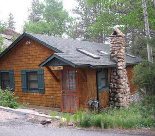 Knotty Or Nice Cabin