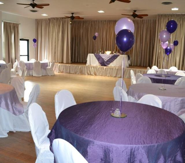 Hall Party Rental