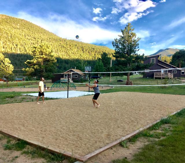 Sand Vball