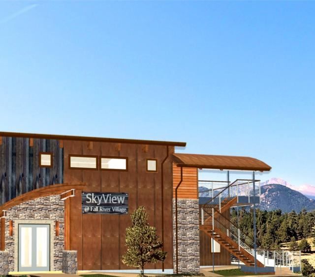 SkyView at Fall River Village, a brand new wedding and event venue