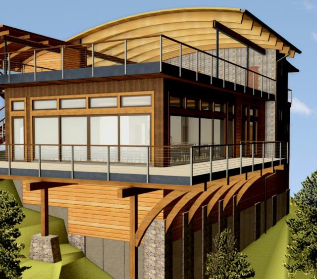 SkyView at Fall River Village, brand new wedding and event venue