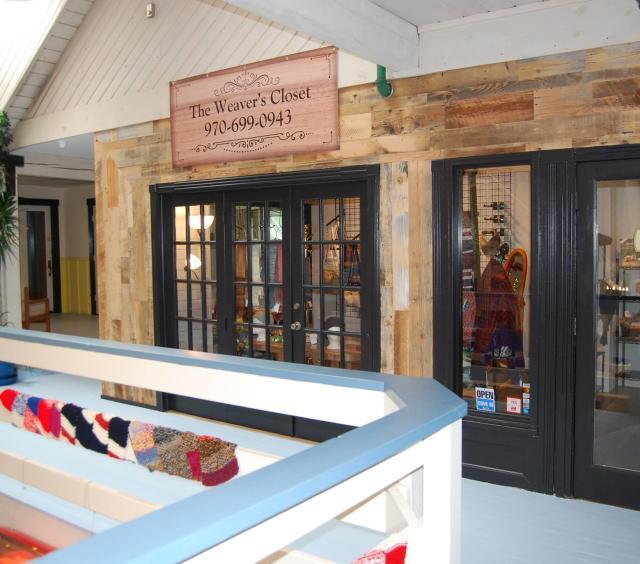 Weavers Closet