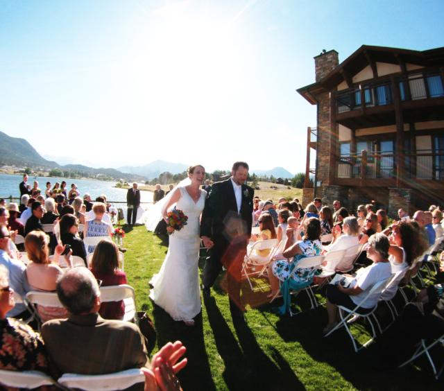 Estes Park Resort Wedding 2