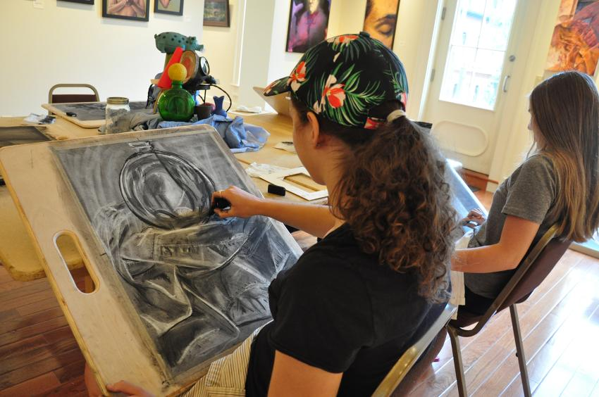 Main Street Arts in Clifton Springs